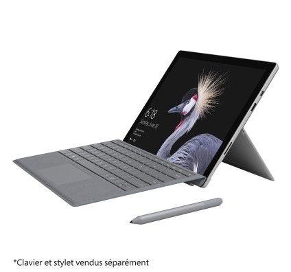 Microsoft Surface Pro - Intel Core i7 - 8 Go - 256 Go