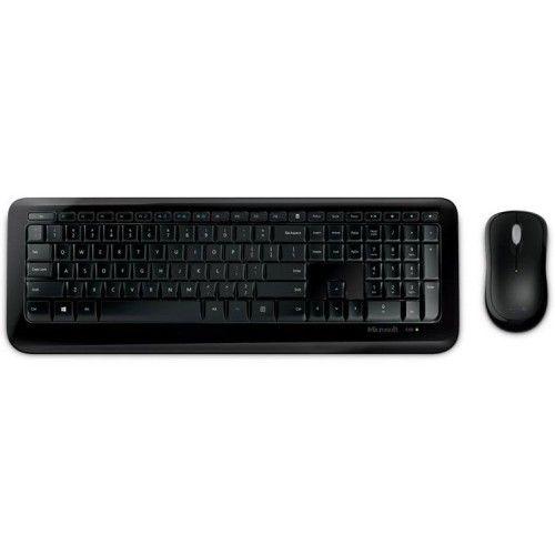 Microsoft Wireless Desktop 850 for Business Noir