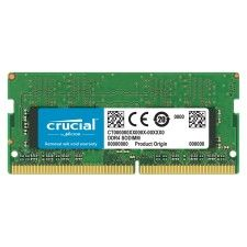 Crucial SO-DIMM DDR4 16 Go 2666 MHz CL19 Dual Rank X8