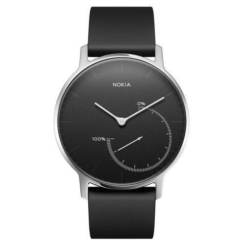 Nokia Activité Steel (noir)