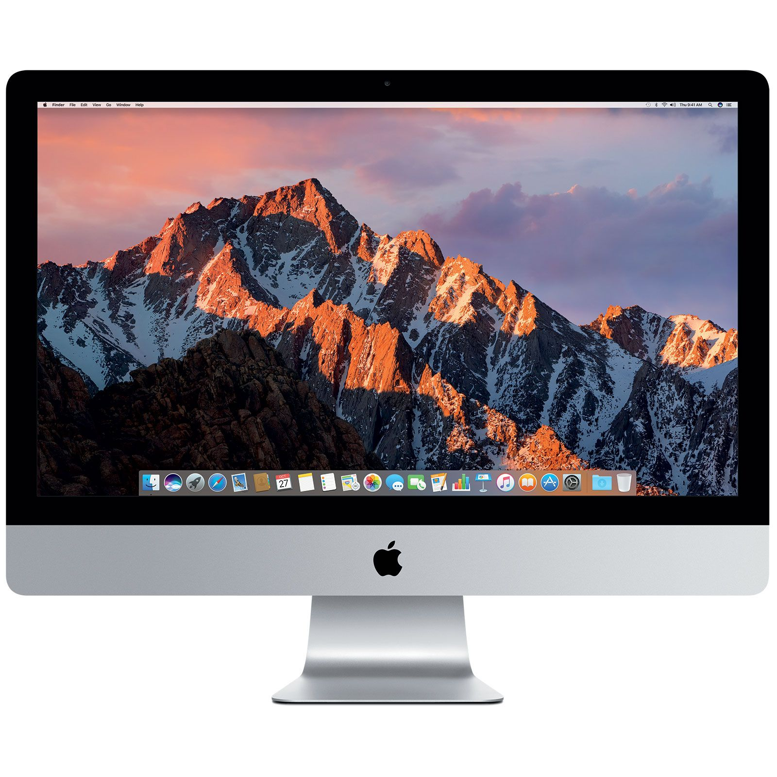 apple imac 27 pouces avec cran retina 5k mnea2fn a ordinateurs apple acheter au meilleur prix. Black Bedroom Furniture Sets. Home Design Ideas