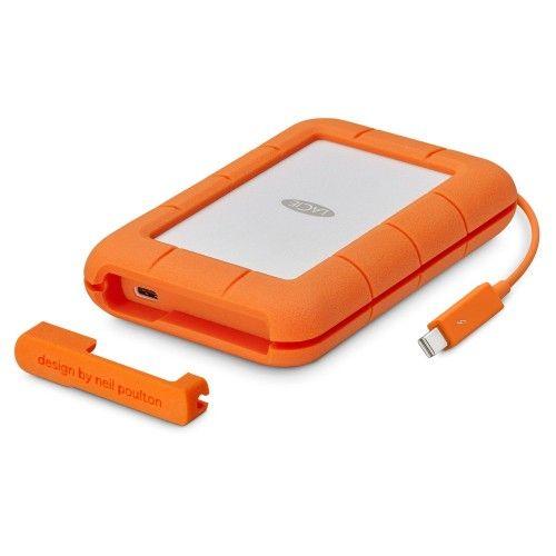 LaCie Rugged Thunderbolt USB-C 2 To