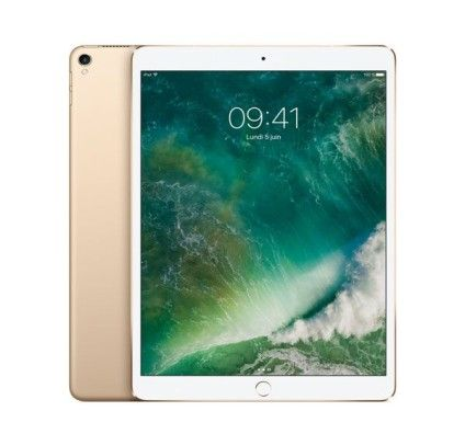 Apple iPad Pro 10.5 pouces 512 Go Wi-Fi Or