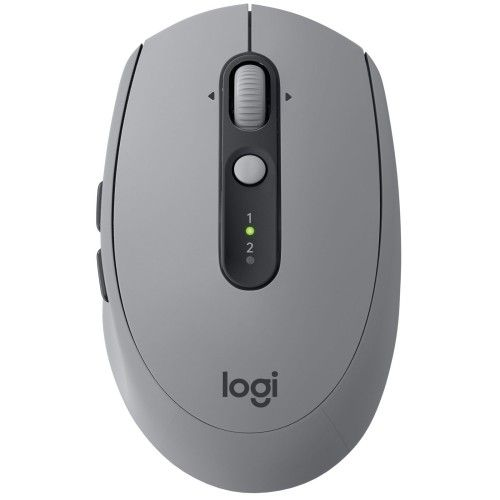 Logitech Wireless Mouse M590 Multi-Device Silent Gris