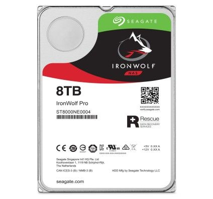Seagate IronWolf Pro 8 To (ST8000NE0004)