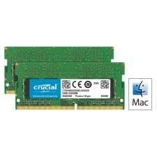 Crucial for Mac SO-DIMM DDR4 16 Go (2x8Go) 2400 MHz CL17