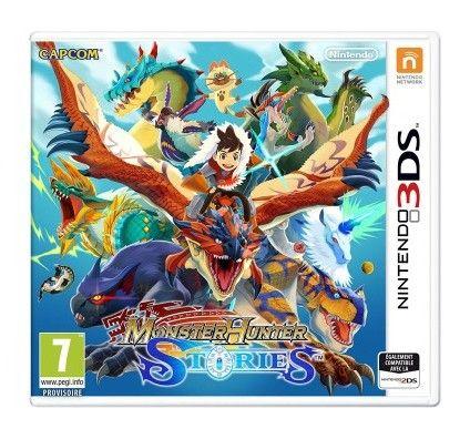 Monster Hunter Stories (Nintendo 3DS/2DS)