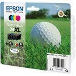 Epson Balle de Golf Multipack 34XL