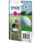 Epson Balle de Golf Magenta 34XL