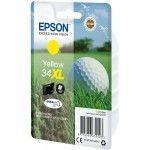 Epson Balle de Golf Jaune 34XL