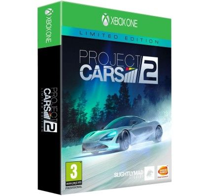 Project Cars 2 Limited Edition (XboxOne)
