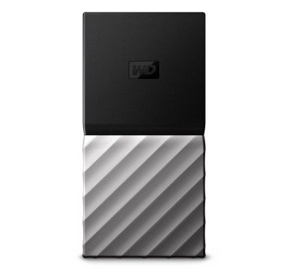 WD My Passport SSD 1 To (USB 3.1) - WDBKVX0010PSL-WESN