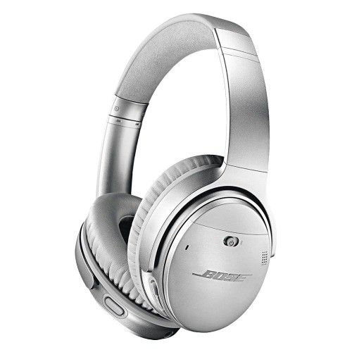 Bose QuietComfort 35 II wireless Argent