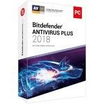 Bitdefender Antivirus Plus 2018 - 2 Ans 3 Postes