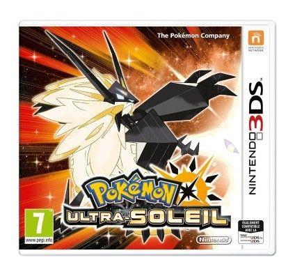 Pokémon Ultra-Soleil (Nintendo 3DS/2DS)