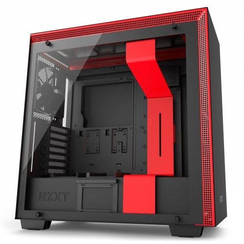 NZXT H700i (noir/rouge)
