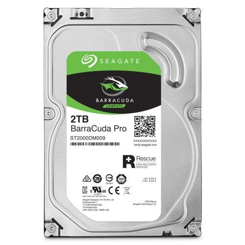 Seagate BarraCuda Pro 2 To (ST2000DM009)