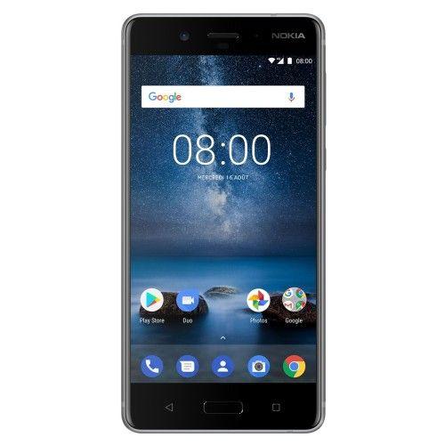 Nokia 8 Acier Trempé