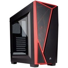 Corsair Carbide SPEC-04 Noir/Rouge