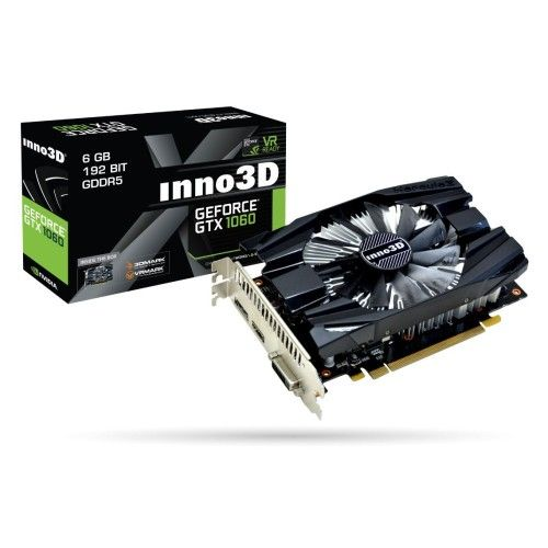 Inno3D GeForce GTX 1060 6GB Compact X1