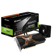 Gigabyte Aorus GeForce GTX 1080 Ti Waterforce Xtreme Edition