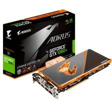 Gigabyte Aorus GeForce GTX 1080 Ti Waterforce WB Xtreme Edition