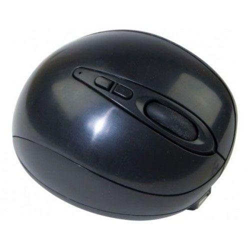 Souris ergonomique sans fil rechargeable (noire)