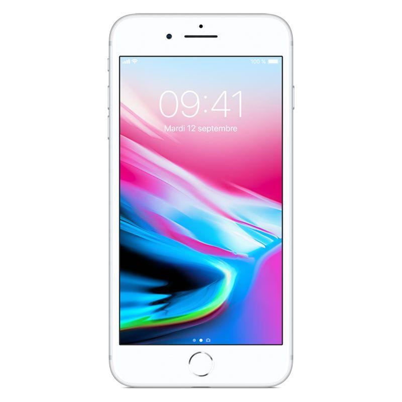 Apple iPhone 8 Plus 64 Go Argent, Téléphones portables   Acheter au ... 3e4626382b8c