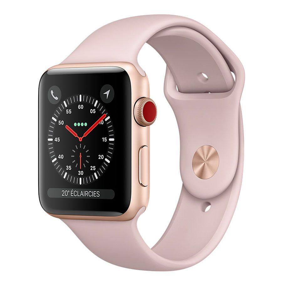 apple watch series 3 gps cellular aluminium or sport. Black Bedroom Furniture Sets. Home Design Ideas