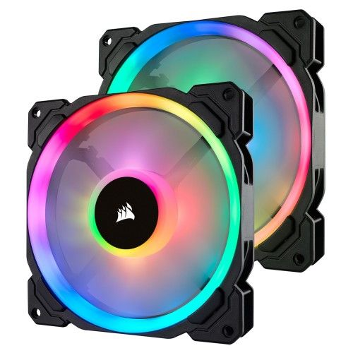 Corsair LL Series LL140 RGB Dual Pack