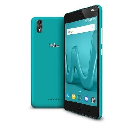 Wiko Lenny 4 Plus Bleen