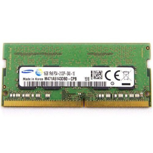 Lenovo SO-DIMM 16 Go DDR3L 1600 MHz