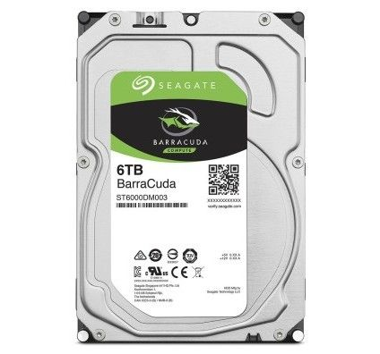 Seagate BarraCuda 6 To (ST6000DM003)