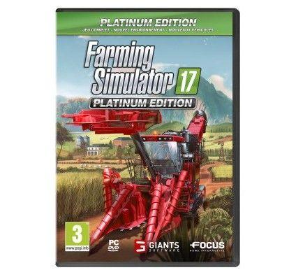 Farming Simulator 17 - Edition Platinum (PC)