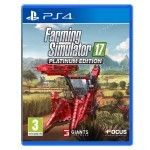 Farmin Simulator 2017 - Edition Platinum (PS4)
