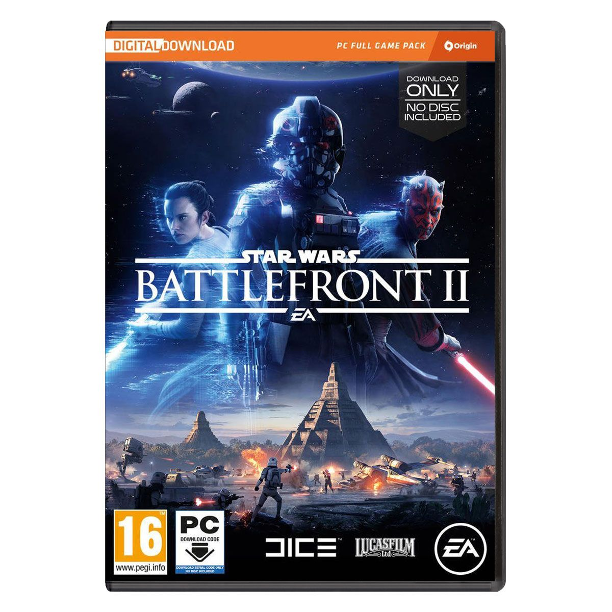 Star Wars : Battlefront II (PC)
