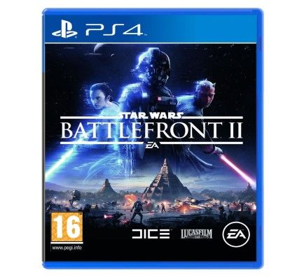 Star Wars : Battlefront II (PS4)