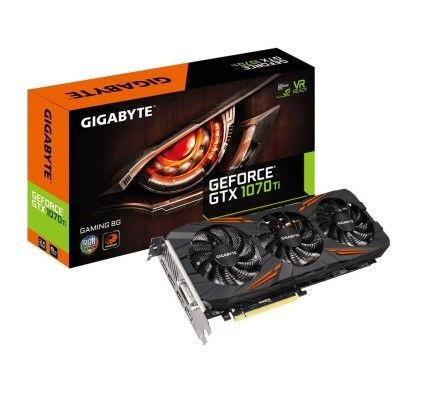 Gigabyte AORUS GeForce GTX 1070 Ti Gaming OC 8G