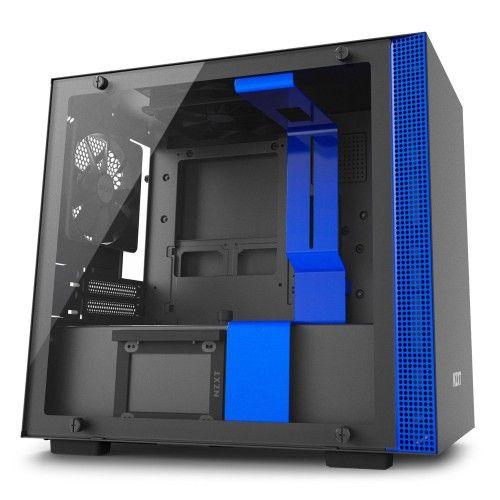 NZXT H200i (noir/bleu)
