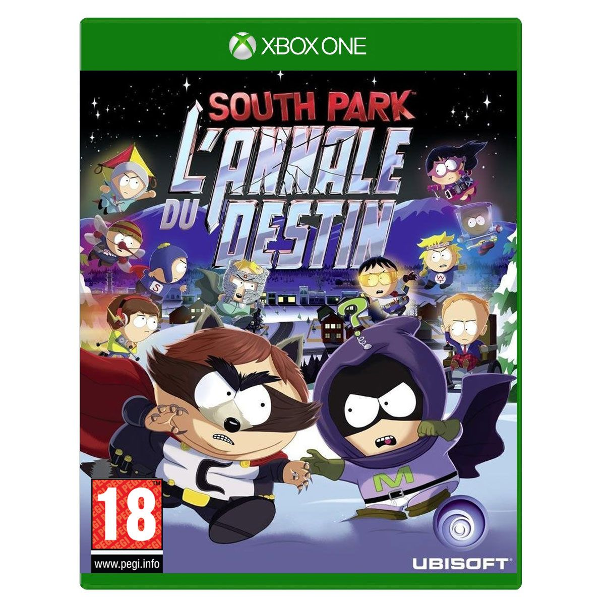 South Park : L'annale du Destin (Xbox One)