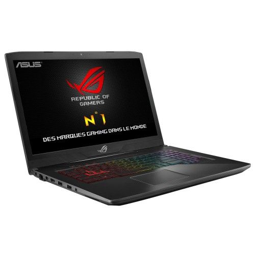 Asus ROG SCAR GL703GS-E5045T