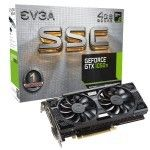 eVGA GeForce GTX 1050 Ti SCC GAMING 4G