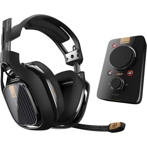 Astro A40 TR + MixAmp Pro TR Blanc (PC/Mac/PlayStation 4/Switch)
