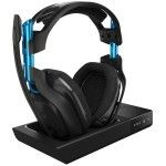 Astro A50 Wireless Noir + Base Station (PC/Mac/PlayStation 4)