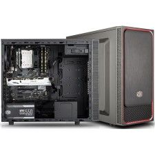 Cooler Master MasterBox E500L Rouge