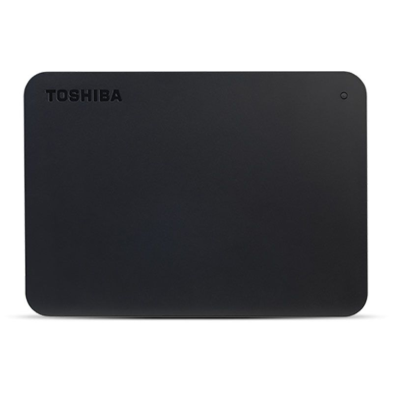 Toshiba Canvio Basics 2 To Noir
