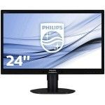 "Philips 24"" LED - 241B4LPYCB"