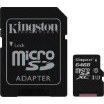 Kingston Canvas Select SDCS/64GB