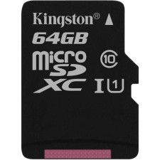 Kingston Canvas Select SDCS/64GBSP