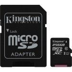 Kingston Canvas Select SDCS/256GB